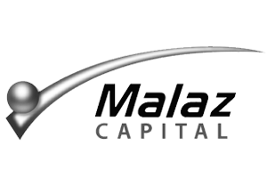 Logo - Malaz-capital - black investor